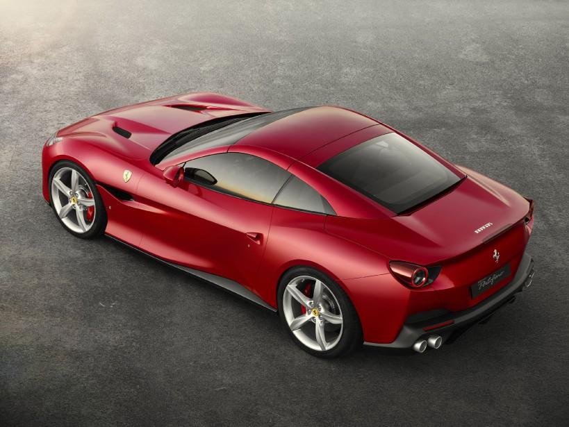 Ferrari Portofino (La Presse)