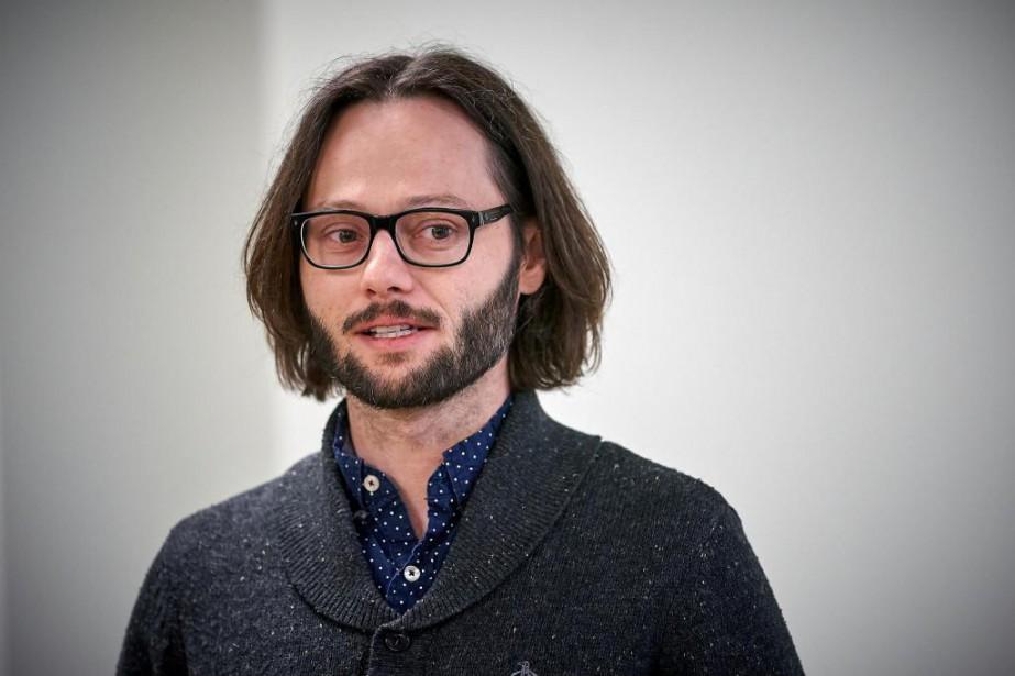 Hugo Larochelle, directeur de Google Brain Montréal... (Photo André Pichette, La Presse)
