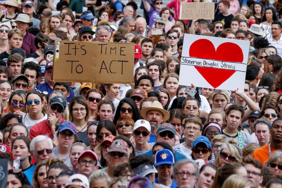 Selon une analyse duWashington Postcette semaine, plus de... (Photo Colin Hackley, archives Reuters)