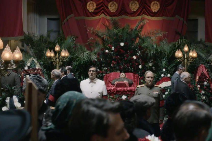 The Death of Stalin (La mort de Staline)... (Photo fournie par Entract Films)