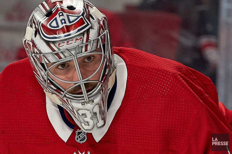 Carey Price (31) sera devant le filet du... (Photo André Pichette, La Presse)