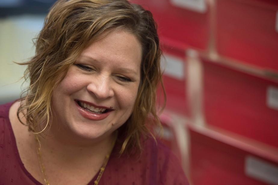 Sue Scott, survivante du cancer.... (Photo Saul Loeb, Agence France-Presse)