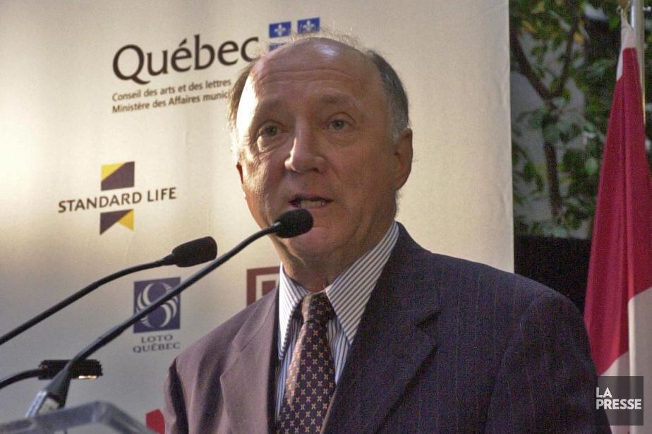 André Bourbeau... (Photo archives La Presse)