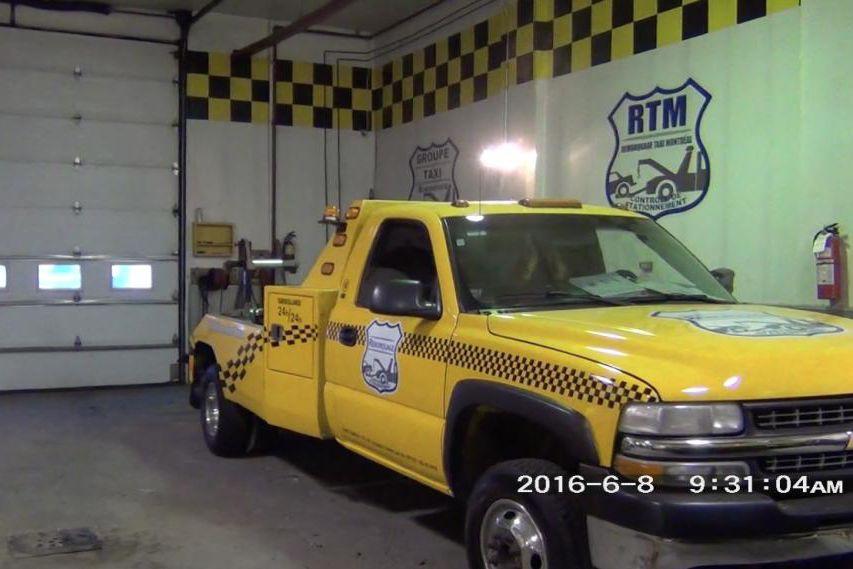 Remorquage Taxi Montréal a fait l'objet de plus... (PHOTO DÉPOSÉE EN COUR)