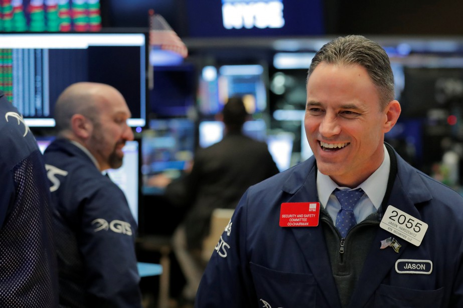 Wall Street a été rassurée par la confirmation... (PHOTO REUTERS)