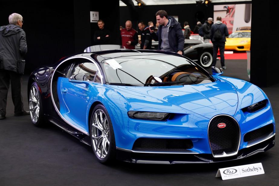 LA VOITURE DE SES RÊVES - La Bugatti Chiron. | 26 mars 2018