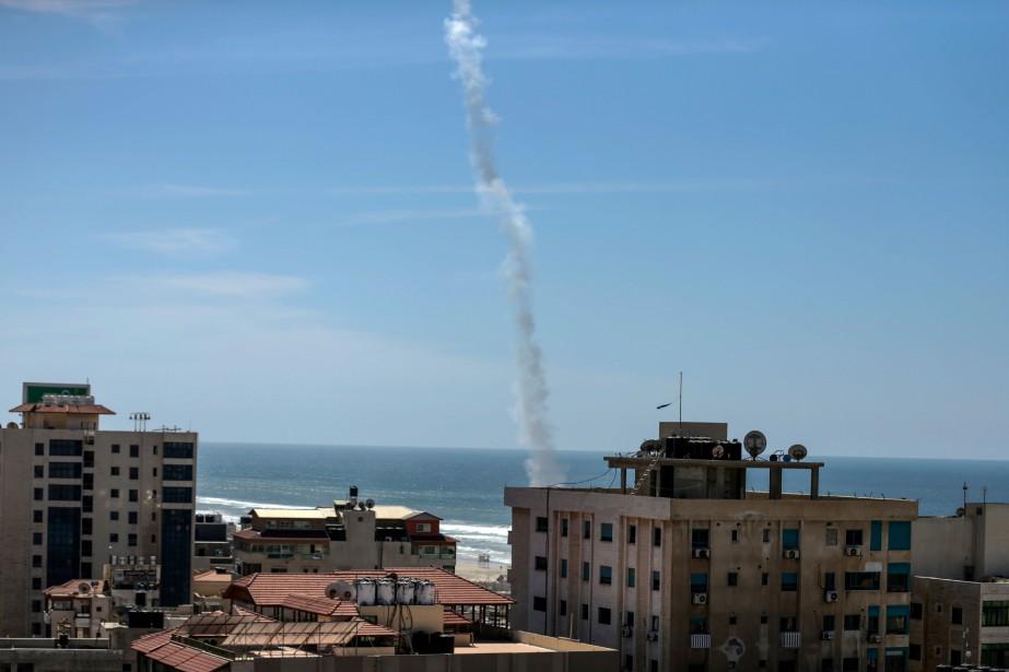 Une série d'incidents récents, comme des tirs en... (AFP)