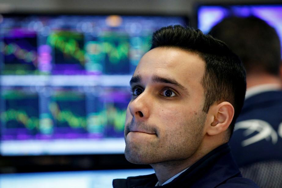 «Plusieurs entreprises technologiques ont mené la chute des... (PHOTO ARCHIVES REUTERS)