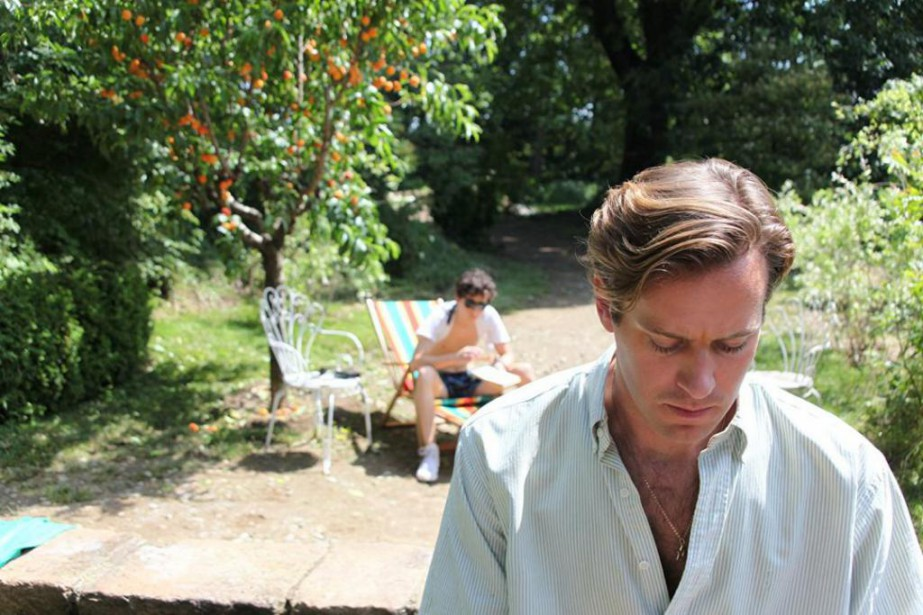 Armie Hammer et Timothée Chalamet dans Call Me... (Photo fournie par Métropole Films)