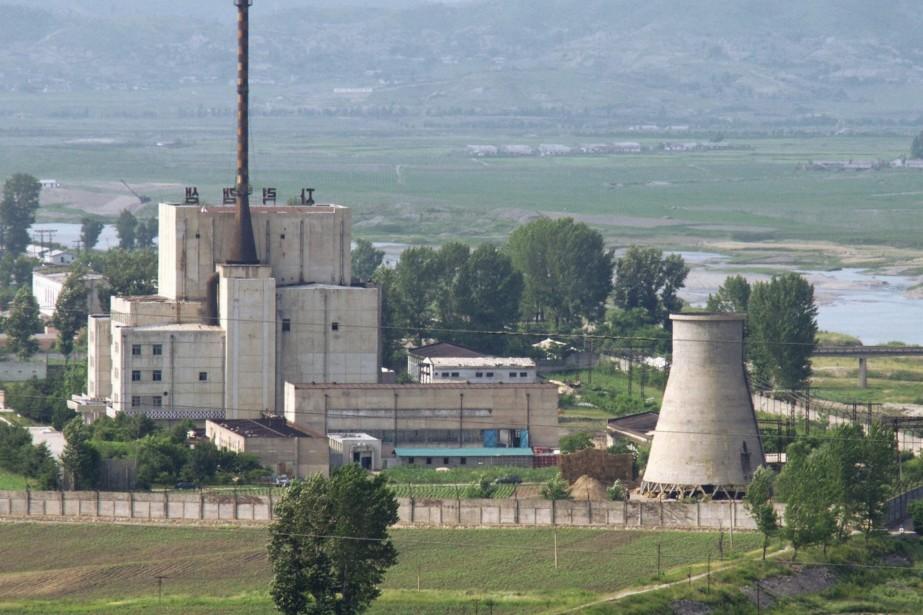 Le site nucléaire de Yongbyon.... (REUTERS)