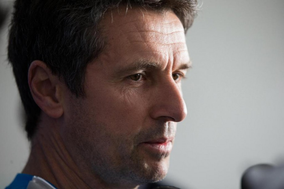 Rémi Garde, entraîneur-chef de l'Impact... (Photo Patrick Sanfaçon, La Presse)