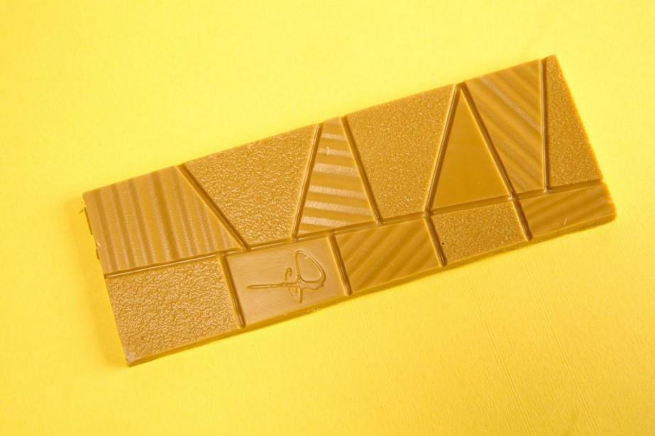 La pâtisserie Fous desserts propose une barre de... (Photo François Roy, La Presse)