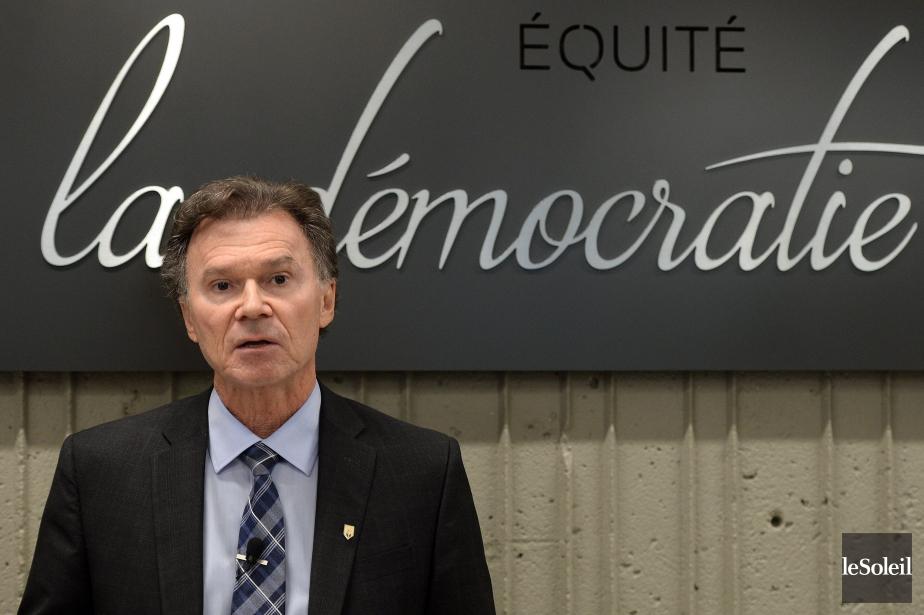 Le directeur général des élections du Québec, Pierre... (Photo Le Soleil, archives Erick Labbé)