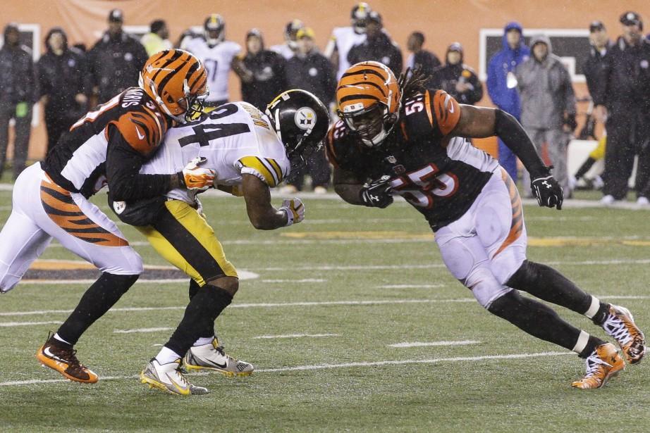 Tard mardi, les propriétaires de la NFL ont... (Photo John Minchillo, archives AP)