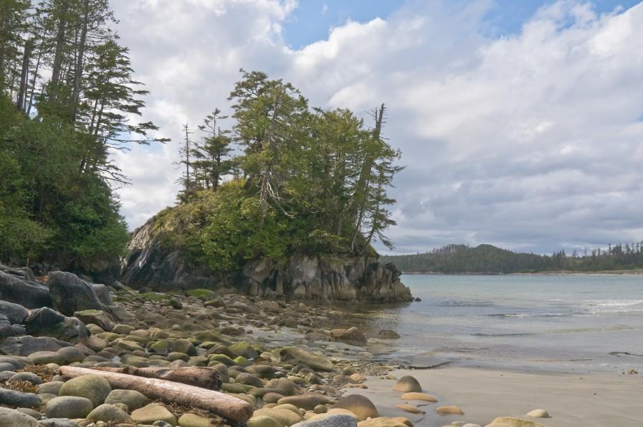 La découverte a été faite sur une plage... (PHOTO WIKICOMMONS)