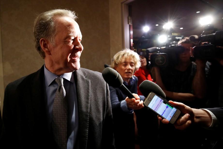 Le négociateur en chef du Canada Steve Verheul... (PHOTO REUTERS)