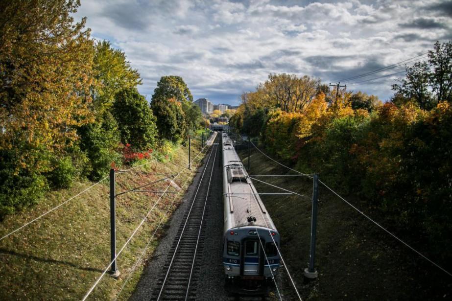 Avec l'arrivée du REM, le tunnel sous le... (Photo Martin Tremblay, Archives La Presse)