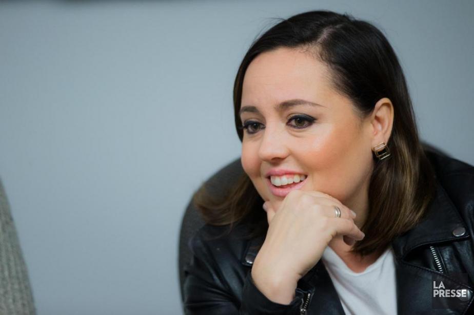Avec cinq albums à son actif, ArianeMoffatt déplore... (Photo ÉdouardPlante-Fréchette, Archives La Presse)
