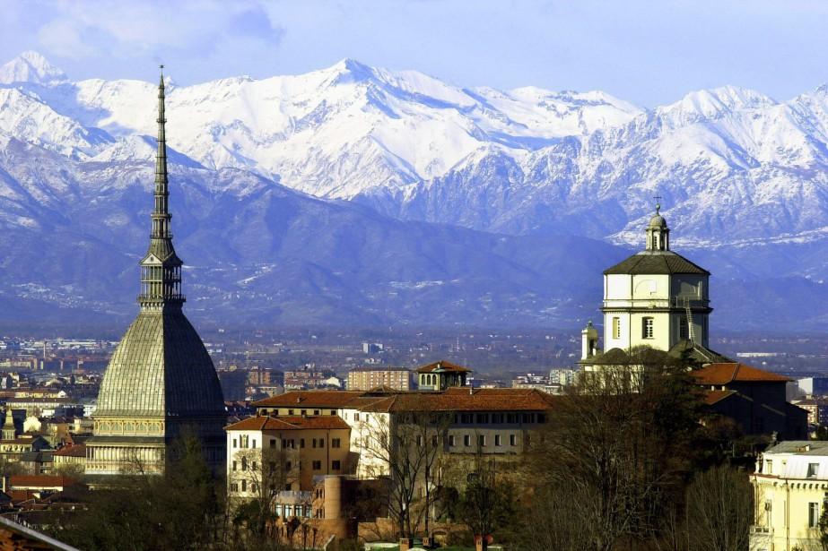 La ville deTurin a déjà organisé les Jeux... (Photo Massimo Pinca, archives AP)