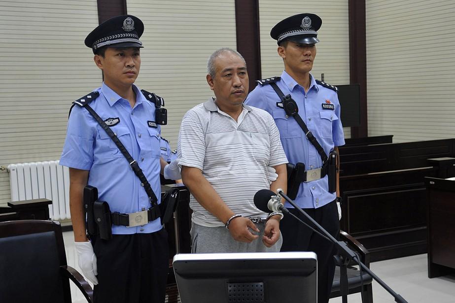 Gao Chengyong a été condamné à mort pour... (Stringer, archives REUTERS)