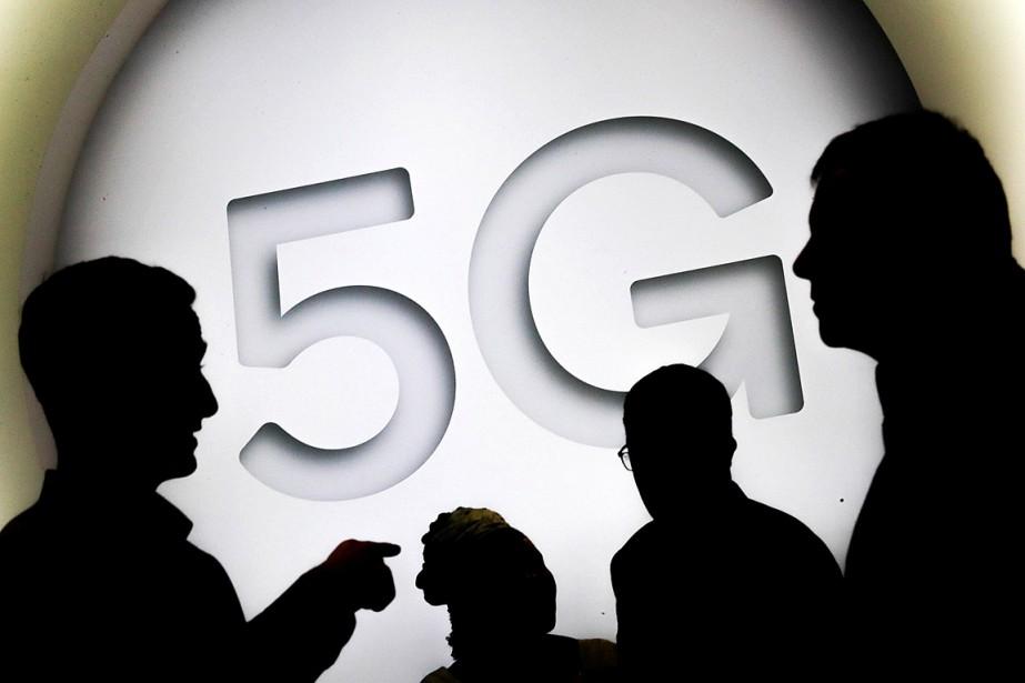 La nouvelle génération de réseau sans fil5G promet... (PHOTO YVES HERMAN, ARCHIVES REUTERS)