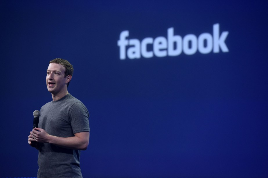 Mark Zuckerberg... (Photo David Paul Morris, archives Bloomberg)