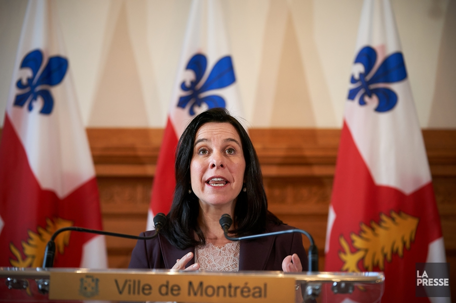La mairesse Valérie Plante rencontrera vendredi les promoteurs du retour