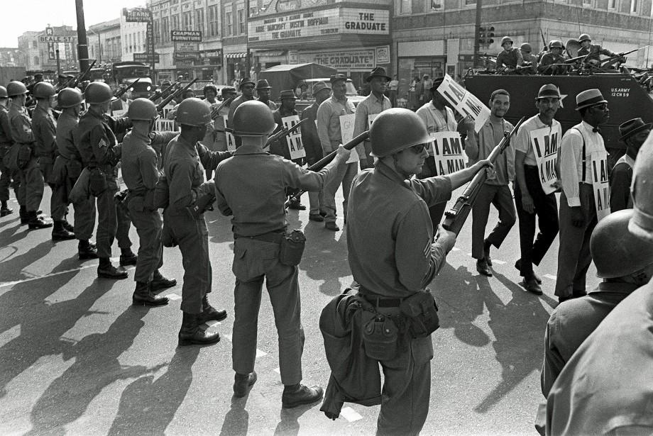 Droits civiques: peu de progrès depuis 50 ans, selon les Afro-Américains |  La Presse