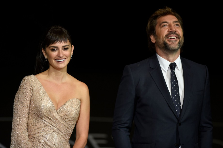 Penelope Cruz et Javier Bardem, vedette d'Everybody Knows.... (Photo ANDER GILLENEA, archives Agence France-Presse)
