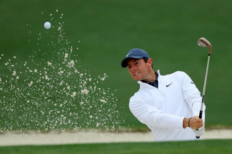 Rory McIlroy, 28 ans, n'a encore jamais mis... (Photo Lucy Nicholson, Reuters)