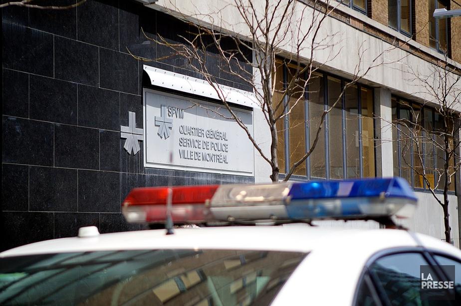 Le quartier général du SPVM, à Montréal.... (SARAH MONGEAU-BIRKETT, ARCHIVES LA PRESSE)