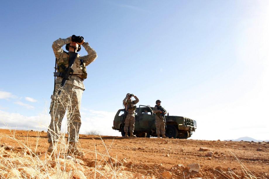 Corps de réserve de l'armée américaine, la Garde... (ARCHIVES AP)