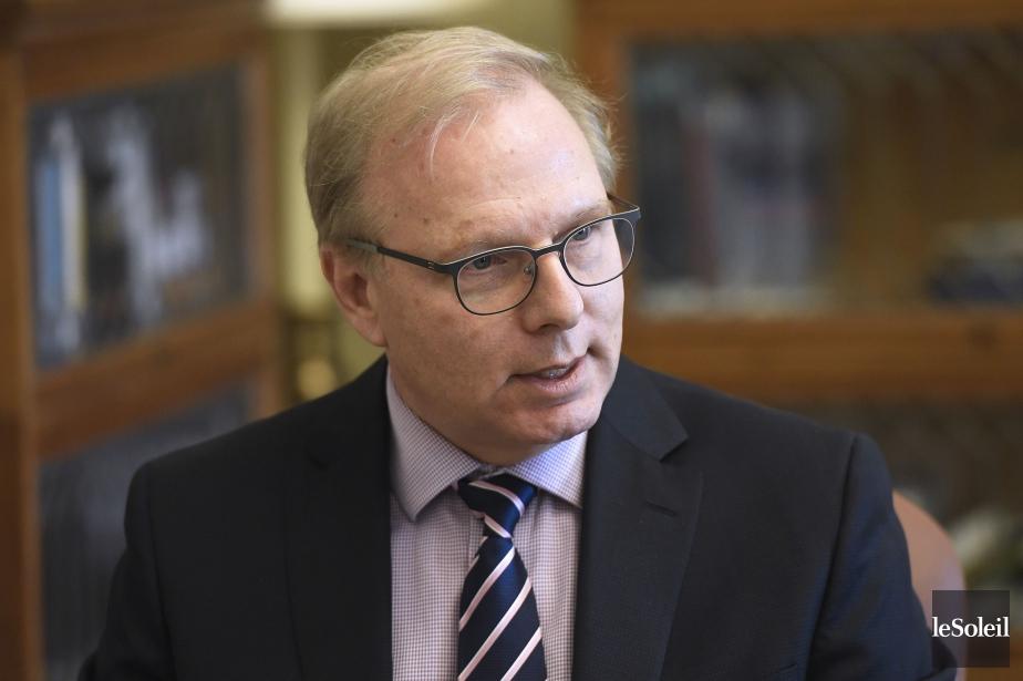 Le chef du Parti québécois, Jean-François Lisée... (Photo Yan Doublet, Le Soleil)