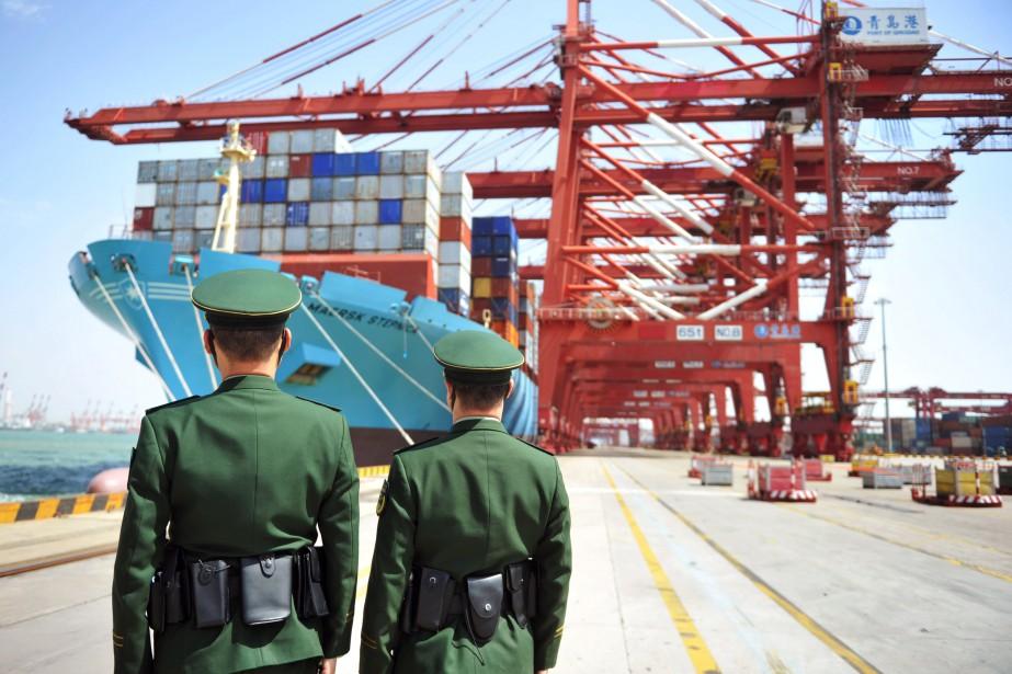 Le ministère chinois du Commerce a précisé que... (Photo Reuters)