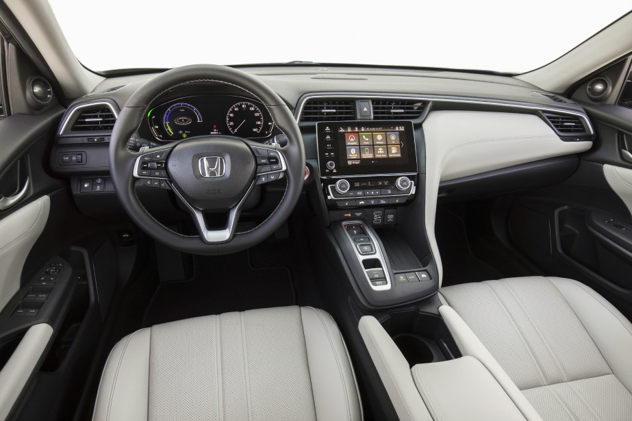 Honda Insight | 6 avril 2018