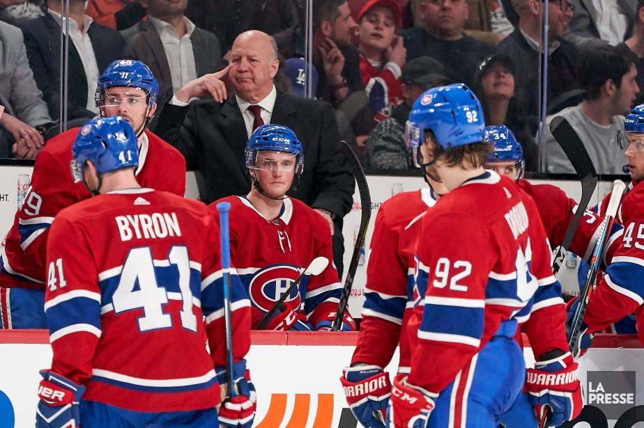Le Canadien disputera le dernier match de sa... (Photo André Pichette, La Presse)