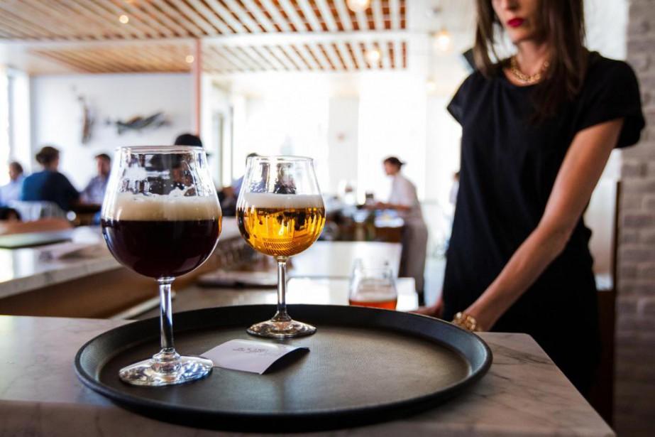 Éduc'alcool souhaite que les 60 000 serveurs et... (Photo Edouard Plante-Fréchette, Archives La Presse)
