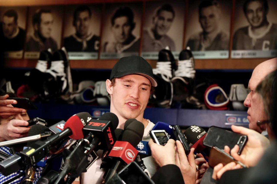 Brendan Gallagher | 9 avril 2018