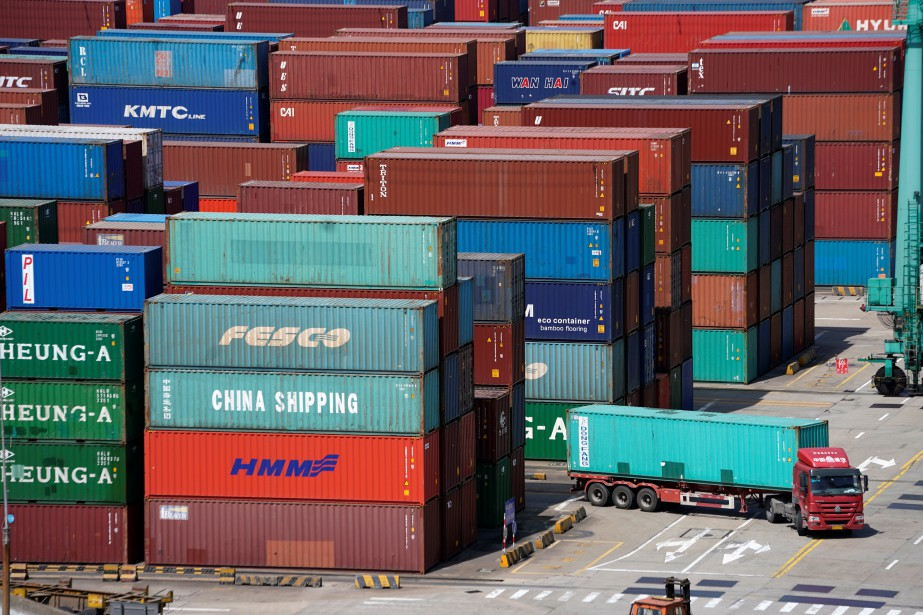 Les tarifs contre la Chine risquent de déclencher... (PHOTO ARCHIVES REUTERS)