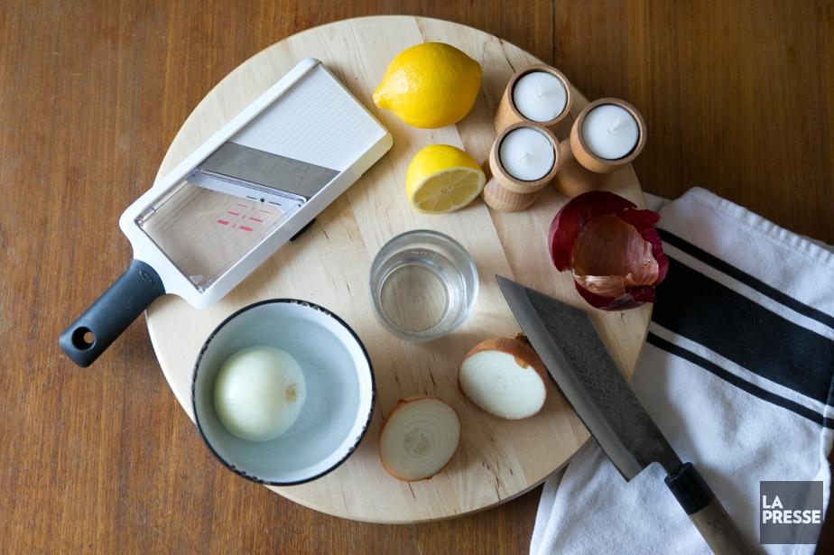 Des oignons qui ne font pas pleurer nadielle kutlu cuisine for Articles de cuisine montreal