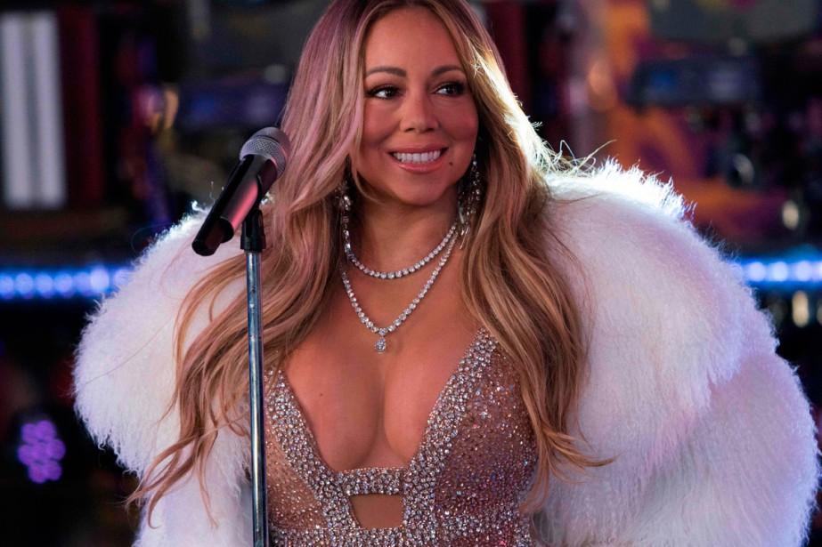 Mariah Carey a révélé qu'elle souffrait de troubles... (Photo archives AFP)