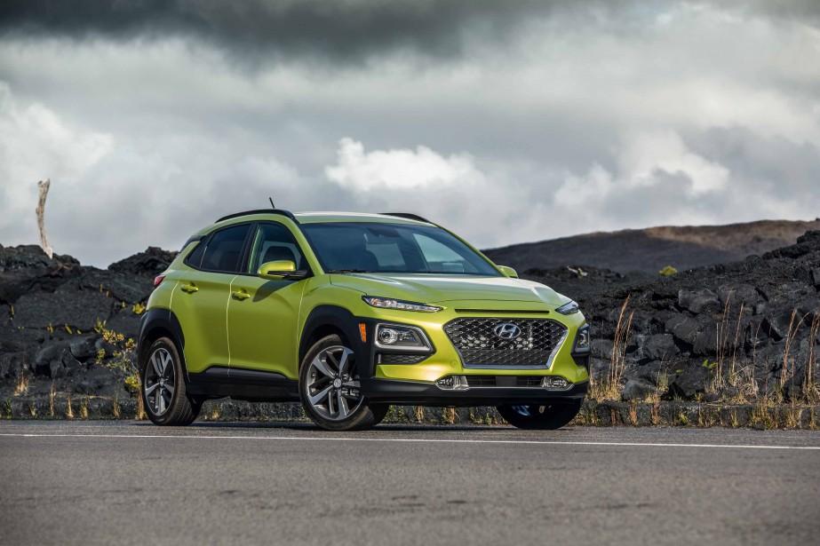 Hyundai Kona 2018 | 12 avril 2018