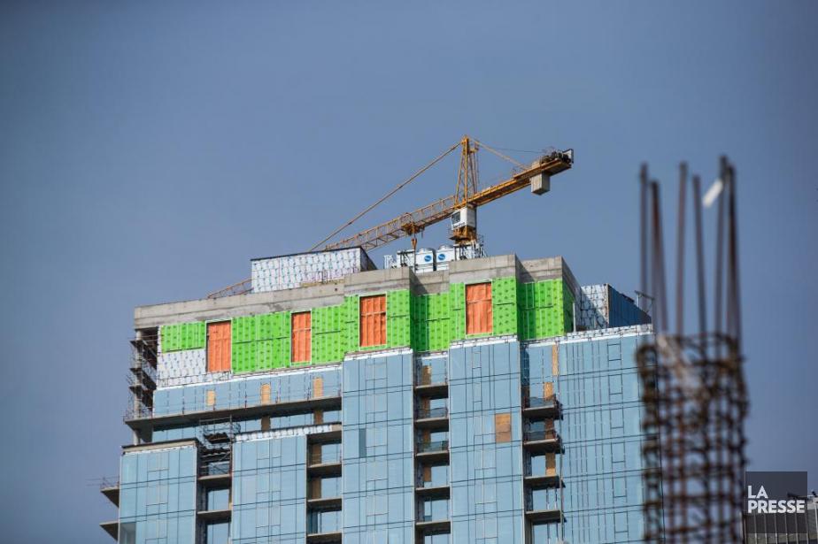 Les promoteurs immobiliers devront s'y faire. Il y... (Photo Hugo-Sébastien Aubert, La Presse)