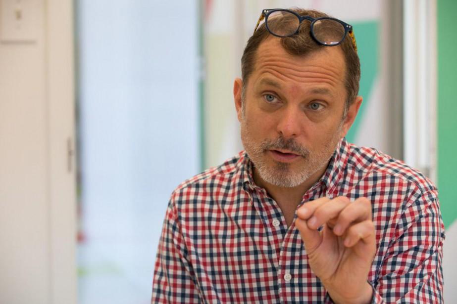 Julian Giacomelli, PDG de RISE Kombucha... (PHOTO SIMON GIROUX, ARCHIVES LA PRESSE)
