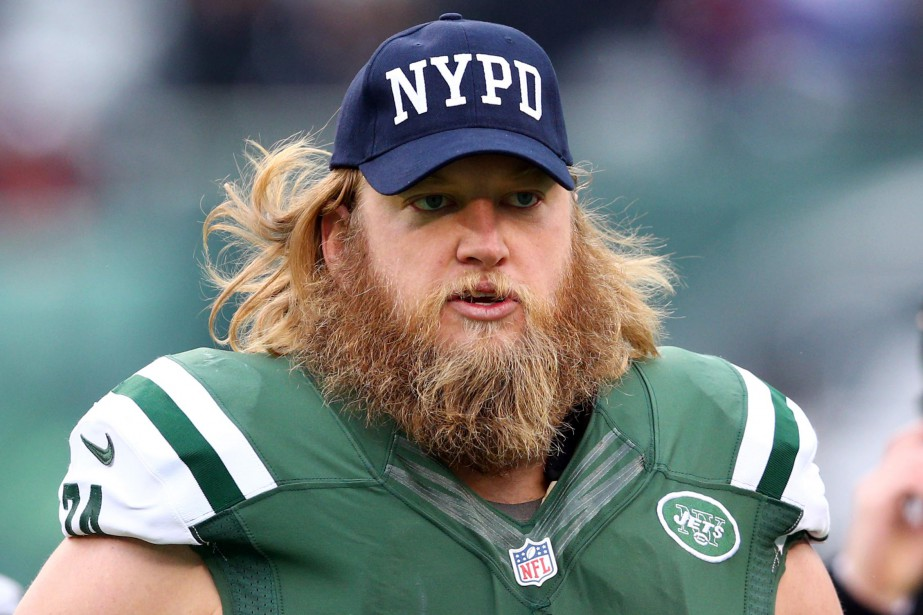 Nick Mangold... (Photo Brad Penner, archives USA Today Sports)