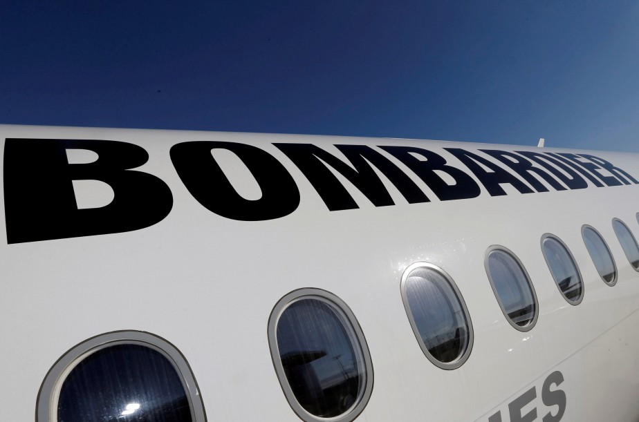 Bombardier pourrait s'emparer d'une plus grande part du... (Photo Regis Duvignau, archives Reuters)