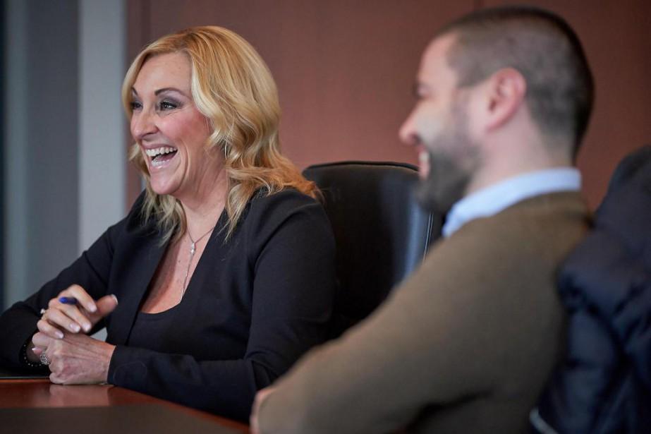 Chantal Machabéese réjouit des avancées qui ont été... (Photo André Pichette, La Presse)