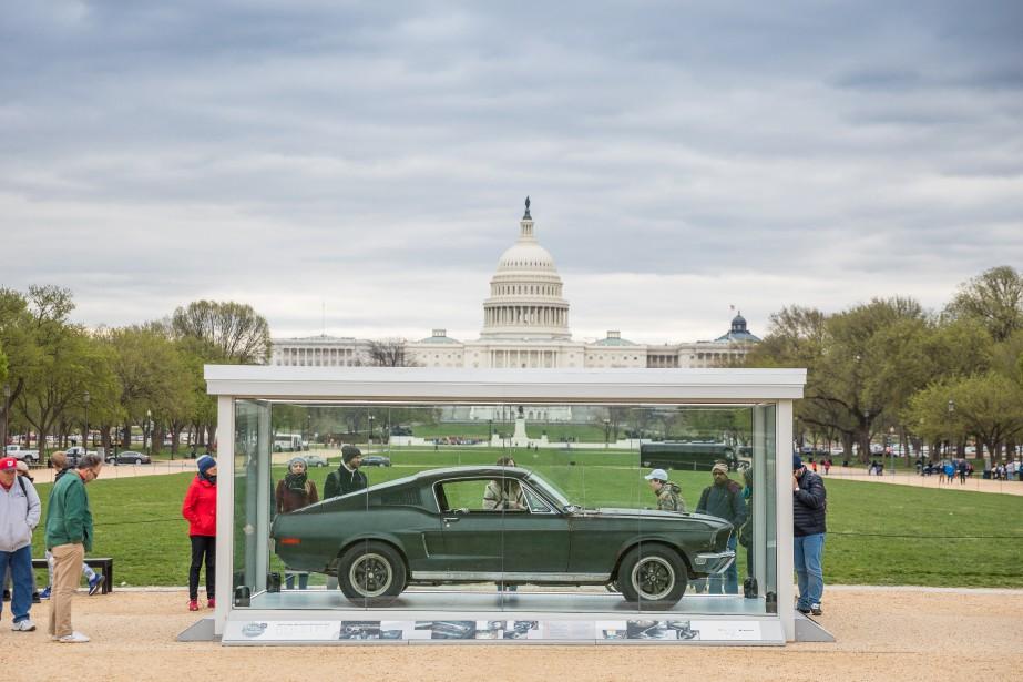 En arrière-plan, le Capitole. | 19 avril 2018