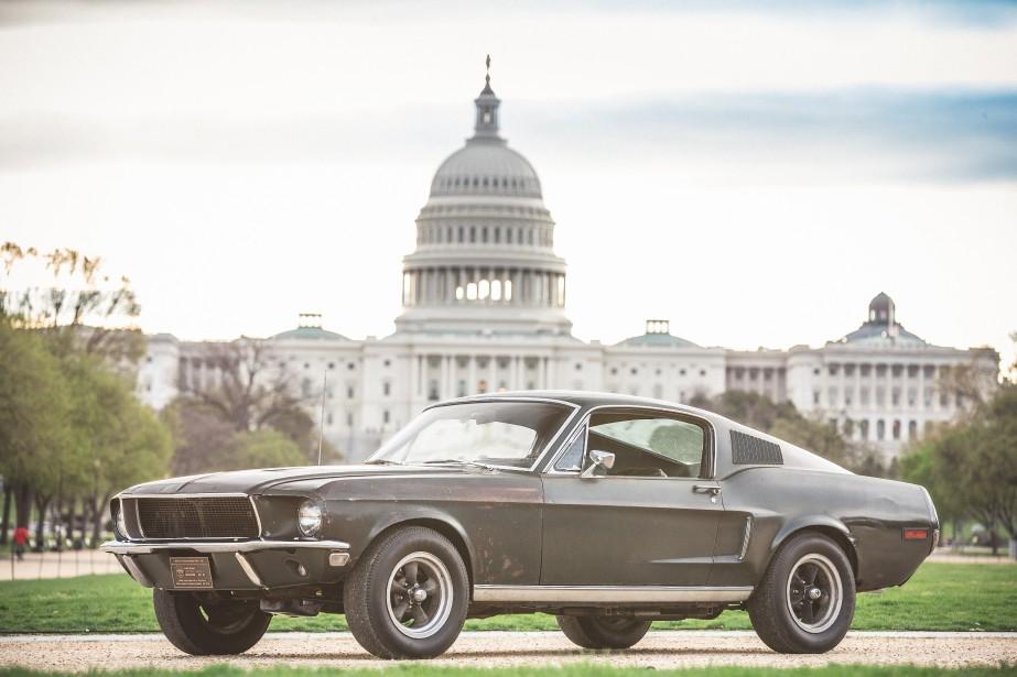 Longtemps considérée comme perdue à jamais, la Mustang GT 350... | 2018-04-19 00:00:00.000
