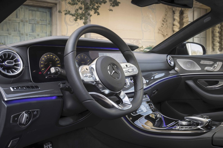 Mercedes CLS 2019 | 20 avril 2018